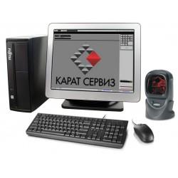 Професионална Компютърна Система за Магазин